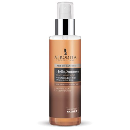 ART OF TANNING Hello, Summer Face and Body Glow mist
